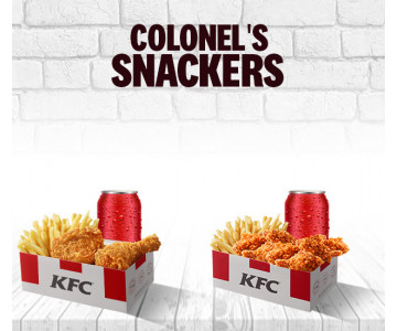 Colonel's Snackers