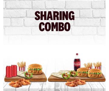 Sharing Combo